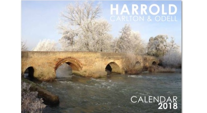 Harrold, Odell and Carlton Calendar