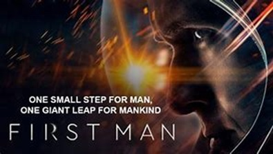 Harrold Film Nights present First Man