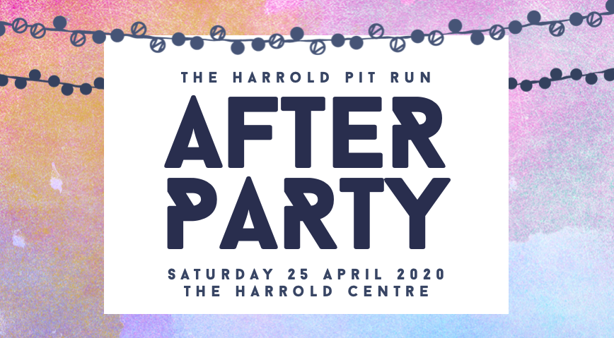 The Pit Run After Party!